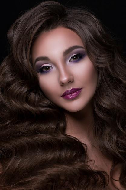 Beautiful girl Premium Photo