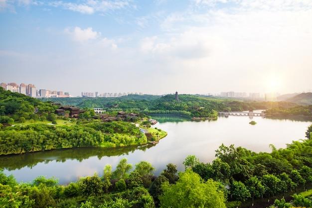 Красивые природные пейзажи Бесплатные Фотографии