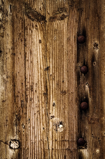 Beautiful Old Antique Dark Wooden Texture Surface