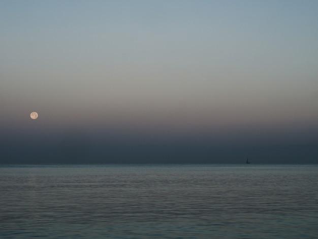 Beautiful seascape Premium Photo