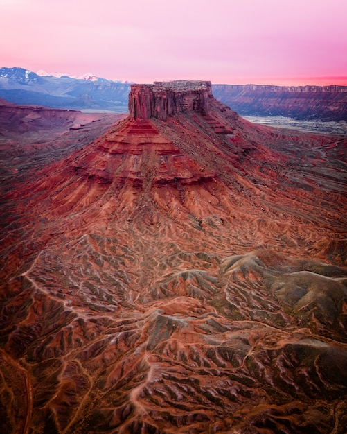 Beautiful shot of grand canyon rocks Free Photo