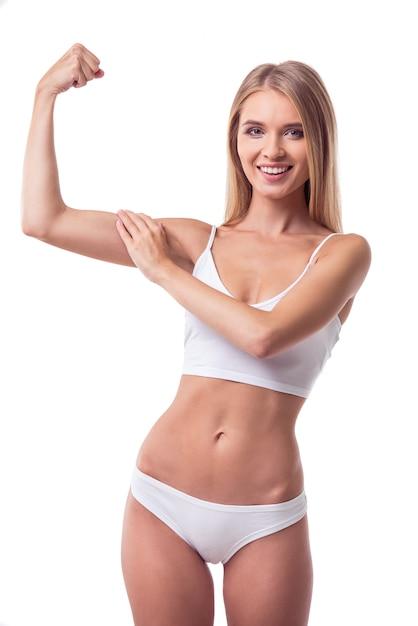 Image result for slim girls