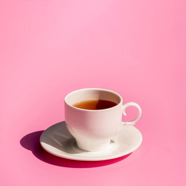 Beautiful still life of tea Free Photo