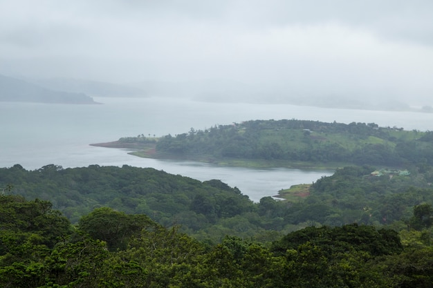 Beautiful tropical pacific coast in costa rica Photo | Free Download