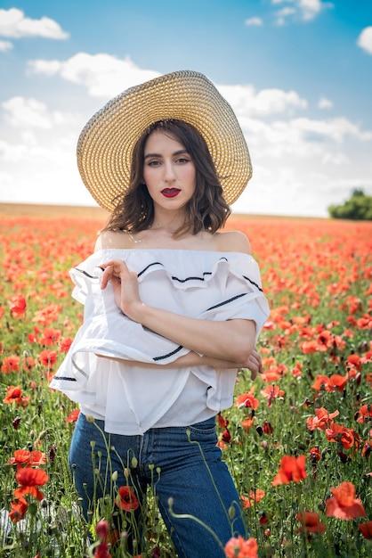 Pretty ukrainian lady