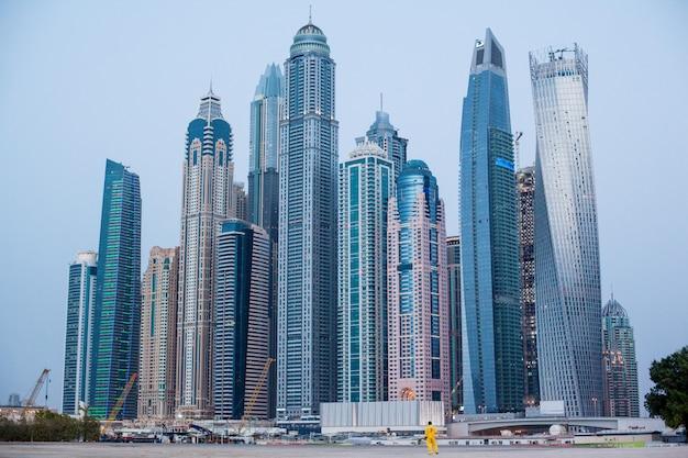 Дубай небоскребы фото купить квартиру за границей недорого цены