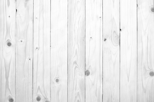Beautiful vintage black and white wooden texture background Premium Photo