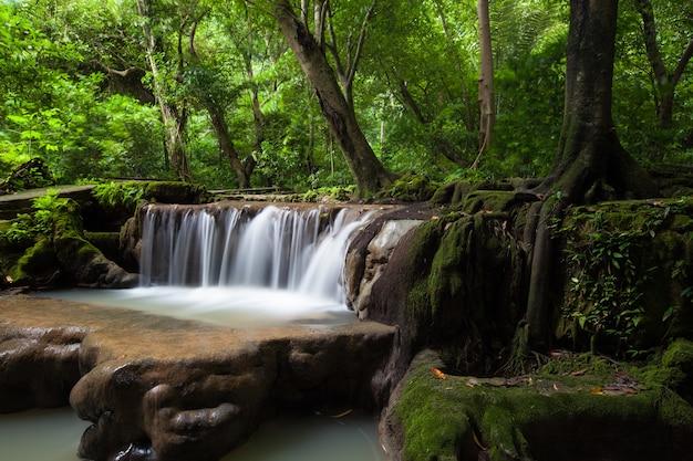 Than Bok Khorani National Park Beautiful-waterfall-rainy-season-than-bok-khorani-national-park-thailand-than-bok-khorani-waterfall_2313-217
