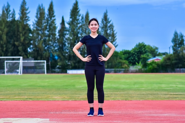 Premium Photo Beauty Asian Women Exercise Body Fit Training Enjoy over 700 square meters of open gym space at body factory bali. https www freepik com profile preagreement getstarted 5503701