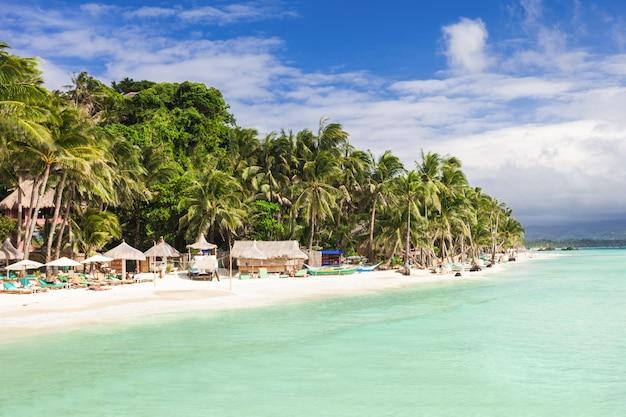 Beauty beach Premium Photo