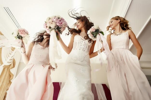 Beauty bride female glory bright Free Photo