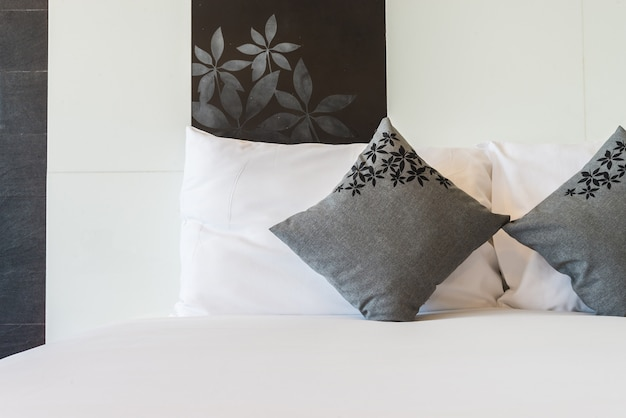 Bed pillow Free Photo