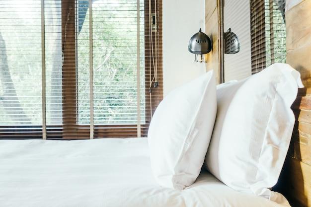 Bedroom Background Luxury Hotel Nobody Photo Free Download