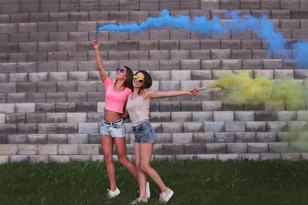 Best friends forever Free Photo