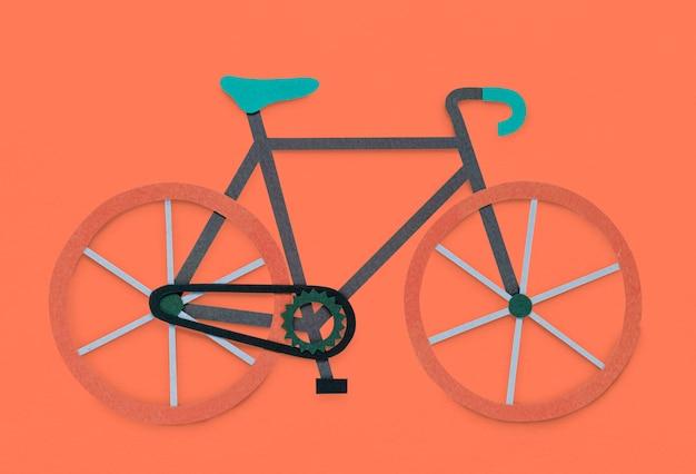 Bicycle bike hobby icon symbol Free Photo