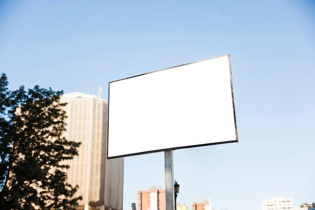 Big billboard in city Free Photo