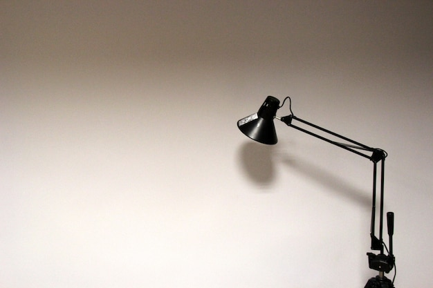 Big office lamp Free Photo