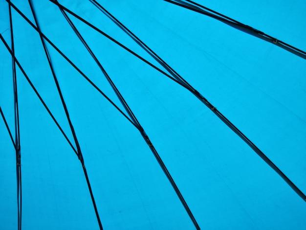 Big umbrella background Premium Photo
