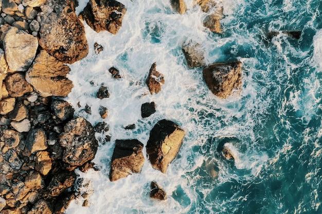 С высоты птичьего полета на берегу Бесплатные Фотографии