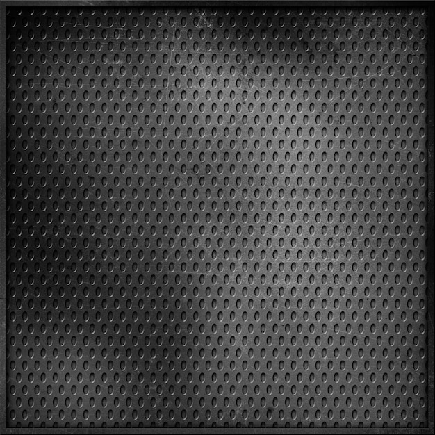 Black aluminium texture Photo | Free Download