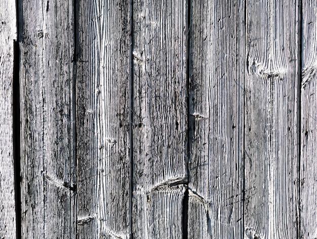 Черно-белая деревянная текстура с царапинами Бесплатные Фотографии