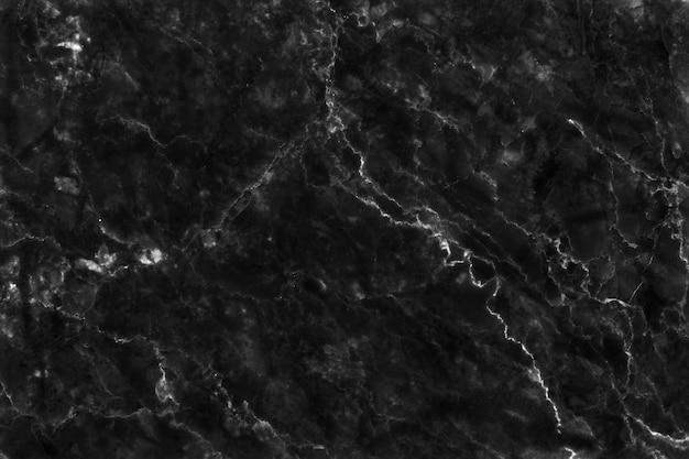 Черно-серая мраморная текстура фон с естественным рисунком с высоким разрешением, Premium Фотографии