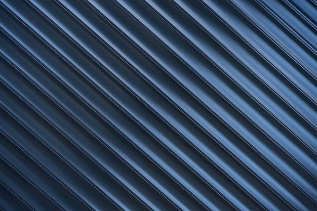 Recinto di latta di ferro nero rivestito di sfondo. struttura in metallo Foto Gratuite