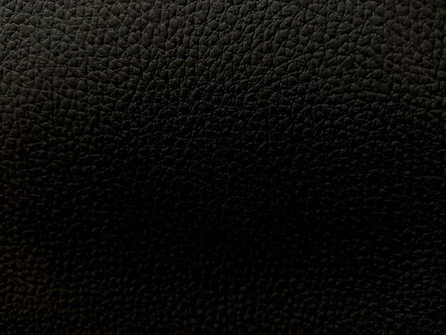黒革生テクスチャ背景 Premium写真