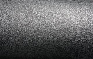 Black leather  surface Free Photo