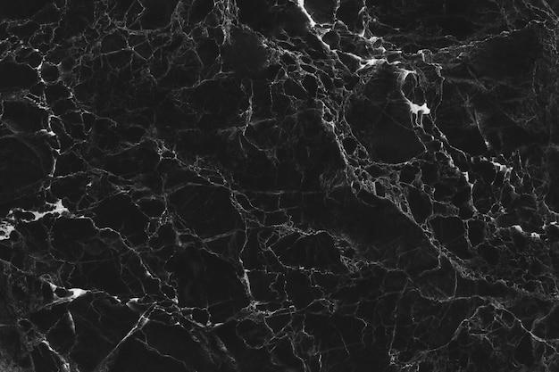 배경 또는 타일 바닥 장식 디자인에 대 한 검은 대리석 질감. 프리미엄 사진