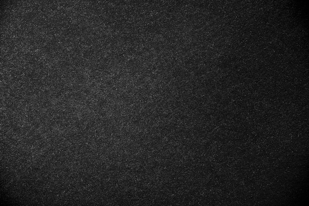 黒のプレーンコンクリートテクスチャ 無料写真