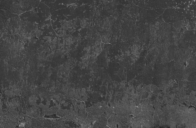 Black Stucco Wall With Slight Cracks Photo Free Download