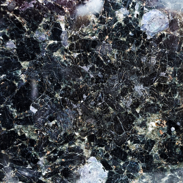 Black and white granite seamless texture Free Photo