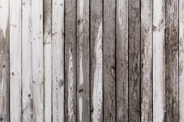 Black and white wooden background Free Photo