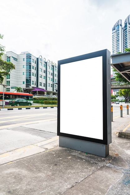 Blank advertising billboard photo free download blank advertising billboard free photo stopboris Images