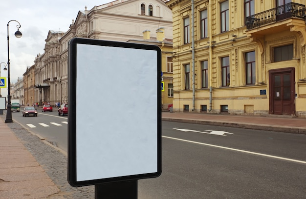 Billboard Vectors Photos And PSD Files Free Download - Street advertising