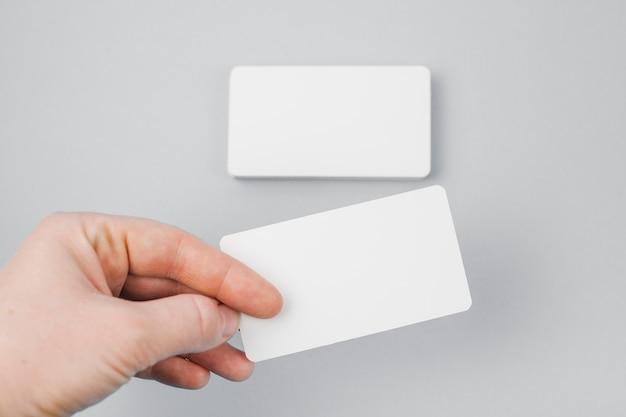 Business Card Blank Template from image.freepik.com