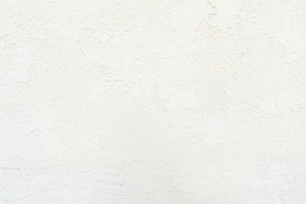 テクスチャ背景の空白のコンクリート壁の白い色 無料写真