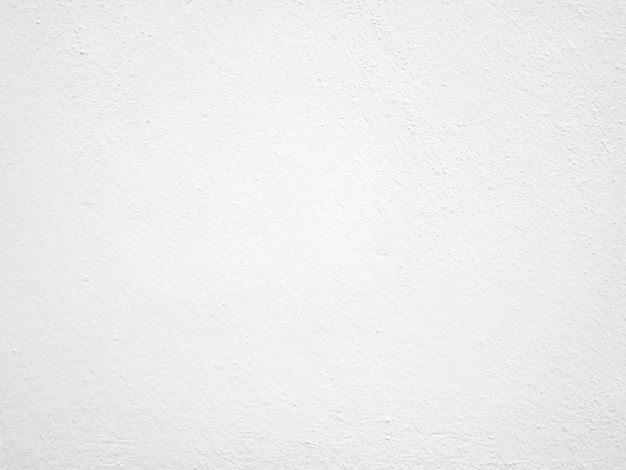 Blank concrete wall white color for texture background Free Photo