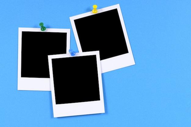 blank polaroid style po prints po | free download