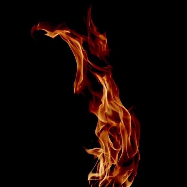 Blaze of fire Free Photo