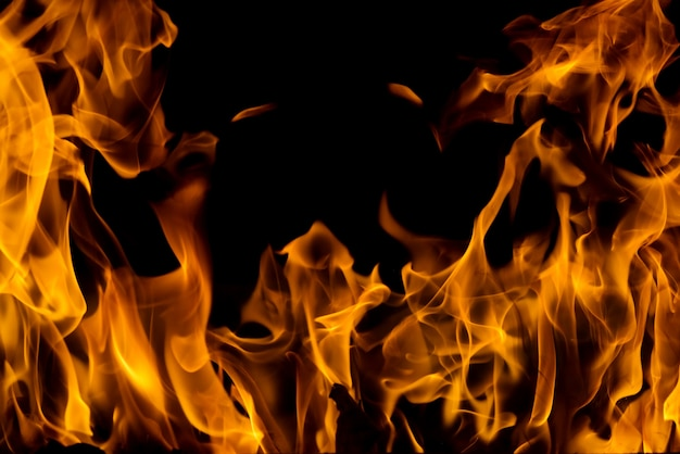 Blazing fire flame background and textured photo premium download blazing fire flame background and textured premium photo voltagebd Images
