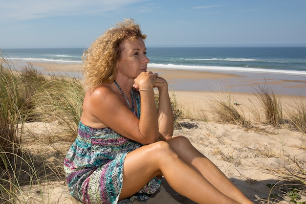 Mature Beach Nude Pics