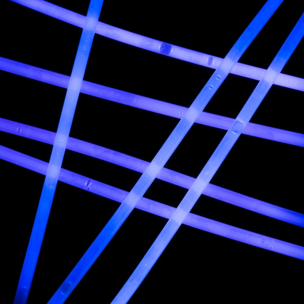 Blue abstract light background Free Photo