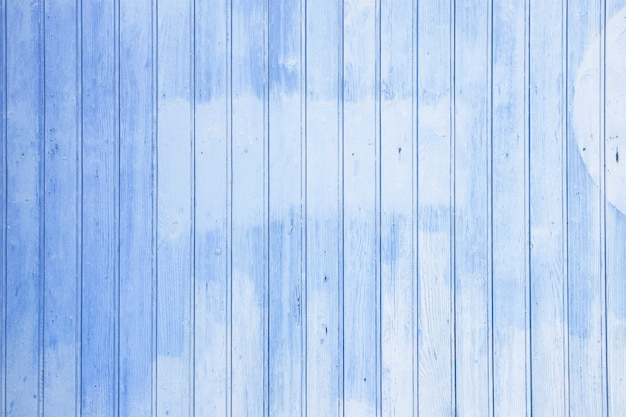 Blue aged wooden wall Free Photo