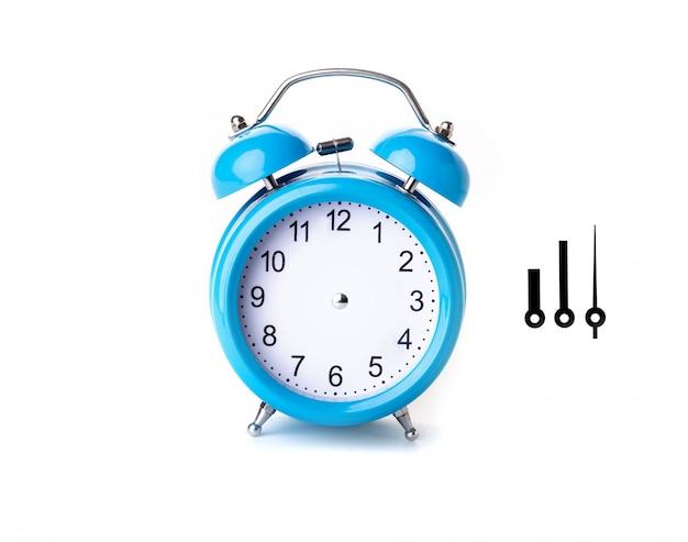 Синий будильник Бесплатные Фотографии