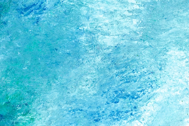 Blue brush stroke textured background vector Free Photo