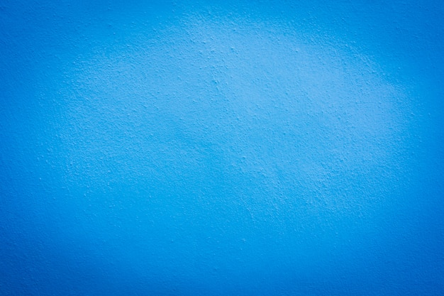Blue concrete wall textures for background Free Photo