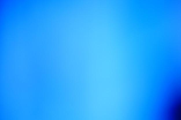 Синий расфокусированный фон Premium Фотографии