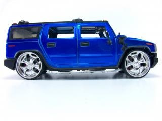 blue hummer toy h2 photo free download
